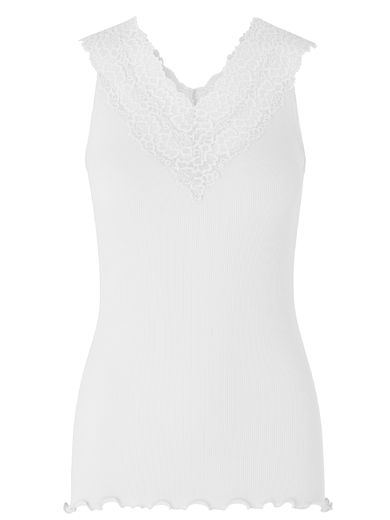 Rosemunde Organic Top New White