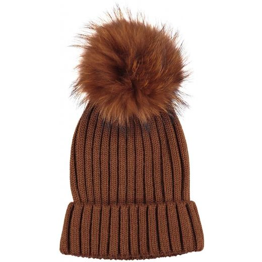 Natures Collection Sheila Beanie Autumn Marble