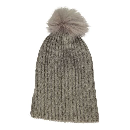 Natures Collection Simone Beanie Taupe